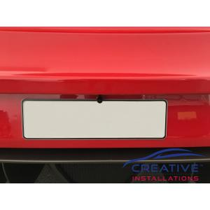 Ferrari F430 Reverse Camera
