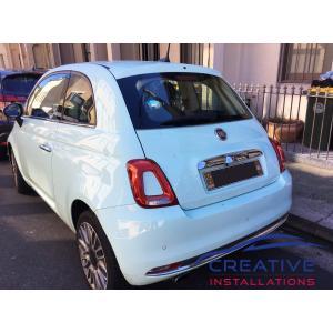 Fiat 500 Reverse Camera