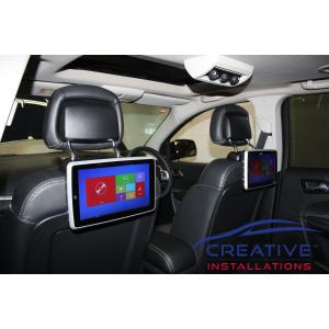 Freemont Headrest DVD Players