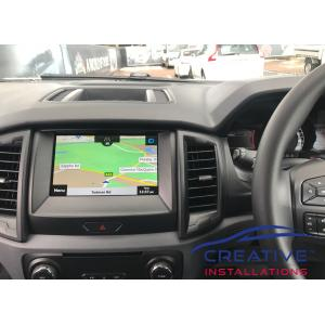 Everest Integrated GPS Navigation System
