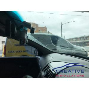 Ford Falcon eCELL Dash Cams