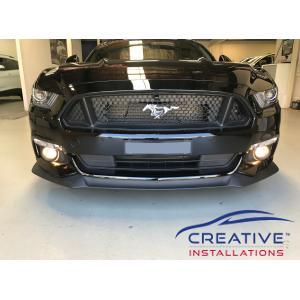 Mustang Front Sensors