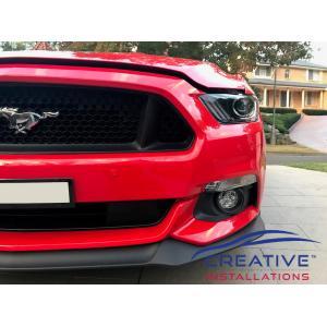Mustang Front Parking Sensors