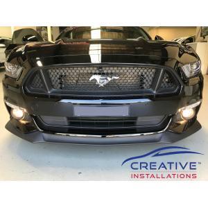 Mustang Front Camera