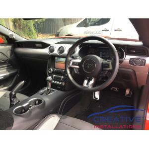 Mustang Integrated Front Camera