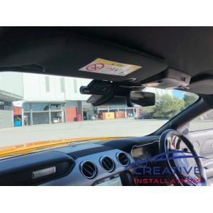 Mustang THINKWARE Dash Cams