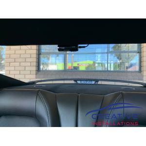Mustang BlackVue Dash Cams