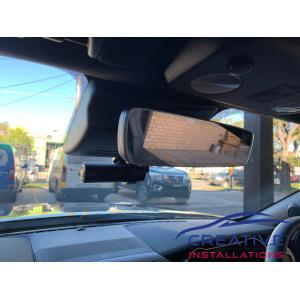 Mustang BlackVue Dash Cam Sydney