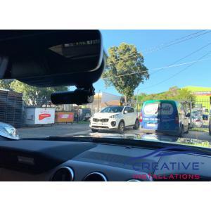 Mustang Dash Cam Installation Sydney