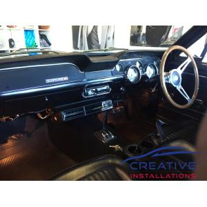 Mustang CD-MP3 Player