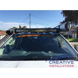 "Ranger 42"" STEDI LED Light Bar"