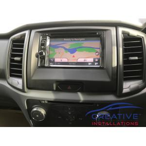 Ranger Kenwood GPS Navigation System