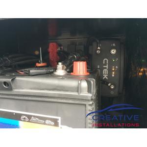 Ranger CTEK Dual Battery System
