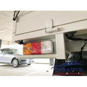 Ford Ranger Parking Sensors