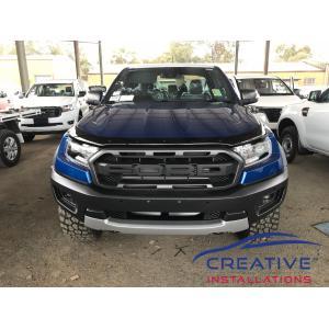 Ranger Raptor Front Parking Sensors