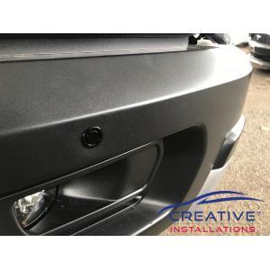 Ford Ranger Front Parking Sensors
