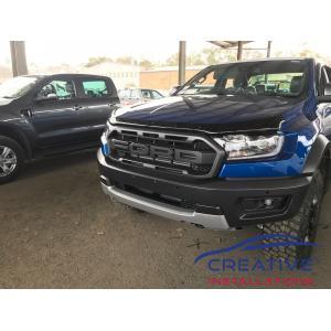 Ranger Raptor Parking Sensors