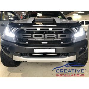 Ranger Raptor Front Parking Sensors