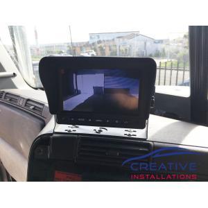 HRS Trailer Reversing Camera