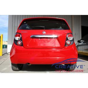 Barina Parking Sensors