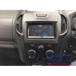 Colorado JVC KW-V340BT Head Unit