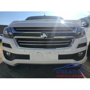 Colorado Front Parking Sensors
