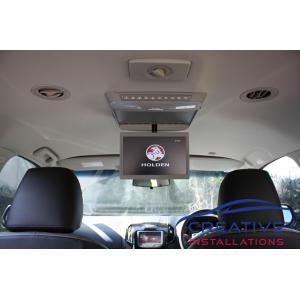 Colorado 7 Roof DVD player