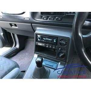 Commodore Kenwood KDC-BT640U Car Stereo