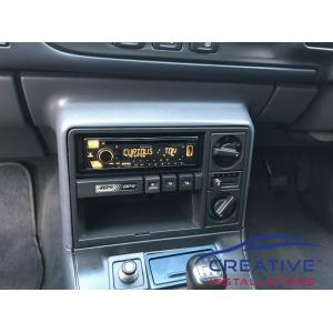 Commodore Kenwood Car Stereo