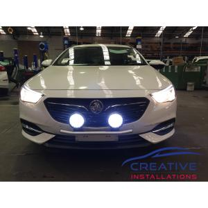 Commodore Thunder Driving Lights