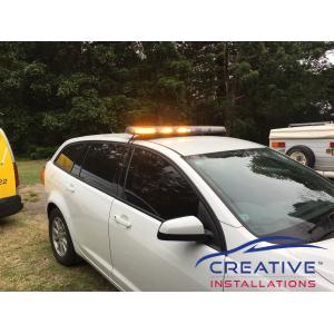 Commodore Britax LED Emergency Lights
