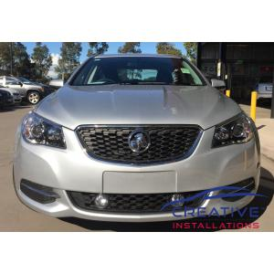 Commodore Evoke Sportwagon Fog Lights