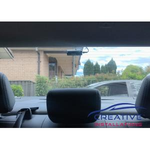 Accord BlackVue Dash Cameras