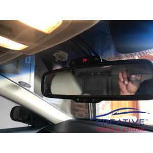 Accord Euro Reverse Parking Sensors