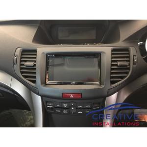 Accord Euro JVC Car Stereo