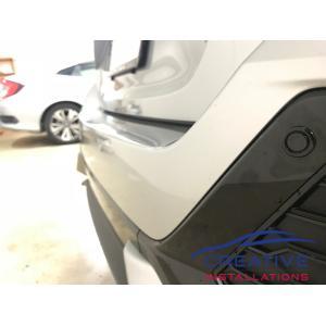 Civic Reverse Parking Sensors