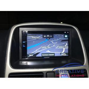 CRV GPS Navigation System