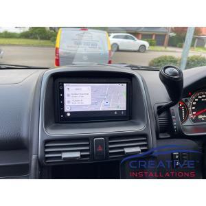 CRV Apple CarPlay