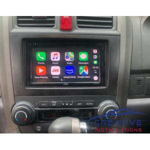 Honda CRV Apple CarPlay