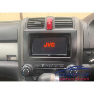 CRV JVC Car Stereo