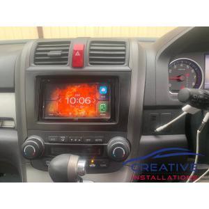CRV JVC Car Radio