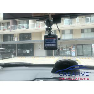 CR-V Dash Camera