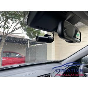 CRV BlackVue DR750X Dash Cams