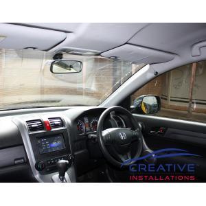 CRV In-Dash Multimedia Receiver