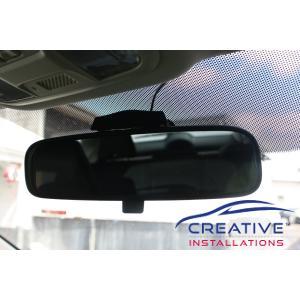 CRV Reverse Parking Sensors