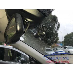 CRV Dash Cameras