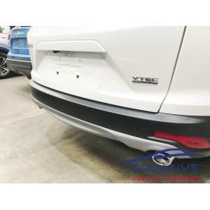 HR-V Reverse Parking Sensors