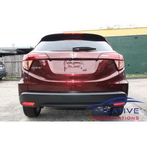 HRV Reverse Parking Sensors