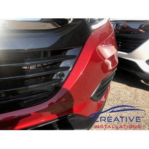HRV Front Parking Sensors