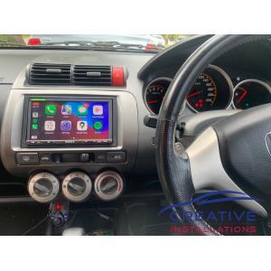 Jazz Apple CarPlay
